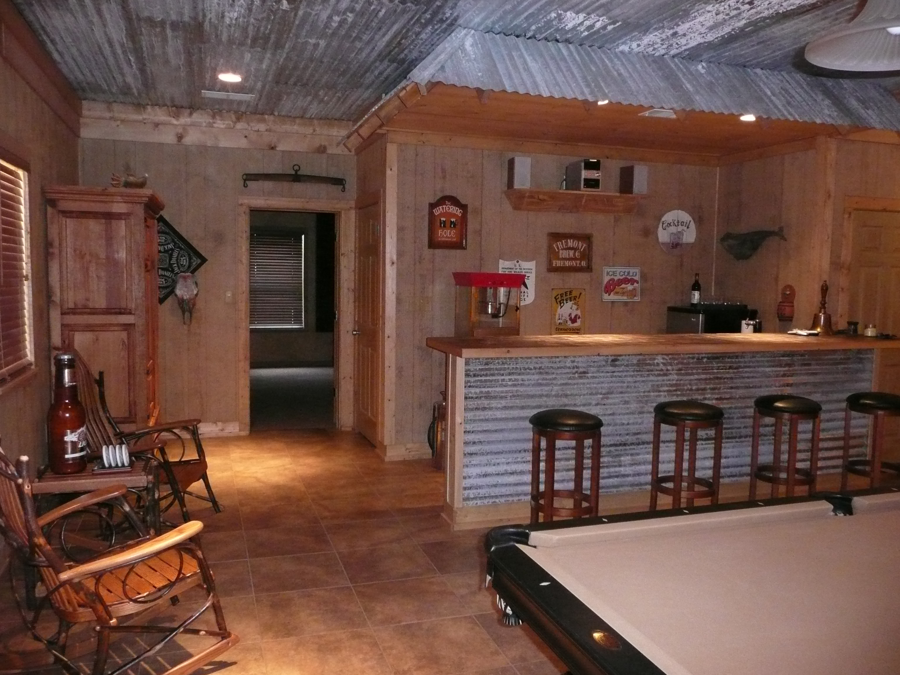 let us convert your damp dreary basement into usefull pleasant space
